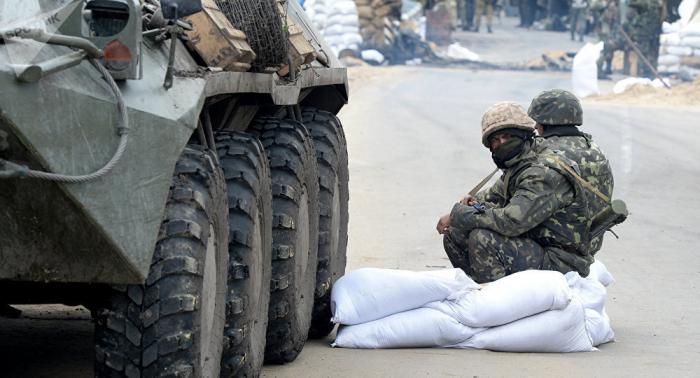 Kiew verlegt schwere Waffen an Berührungslinie im Donbass – Botschafter bei OSZE