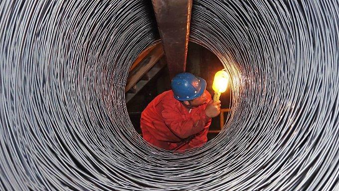 Handelsstreit bremst Chinas Wirtschaft aus