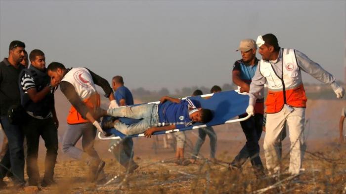 'EEUU busca encubrir crímenes de Israel contra niños palestinos'