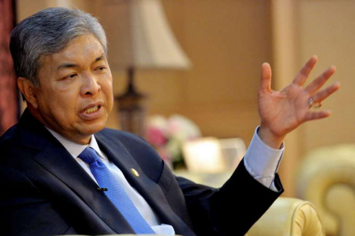 Former Malaysian deputy PM charged with corruption, money laundering