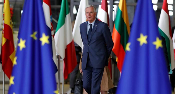 El negociador de la UE para el Brexit teme que no se logre un acuerdo