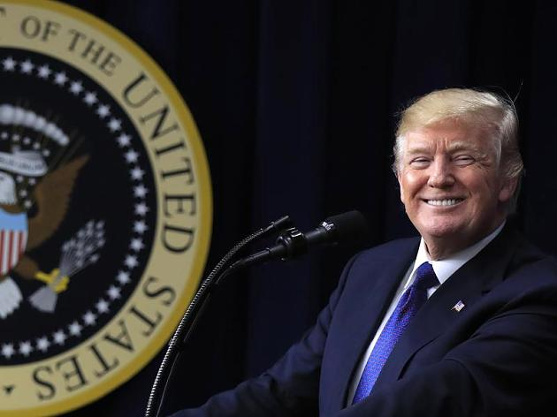 Trump lobt US-Politiker für Angriff auf Journalist