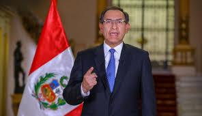 Presidente de Perú confirma detención en España de exmagistrado prófugo Hinostroza