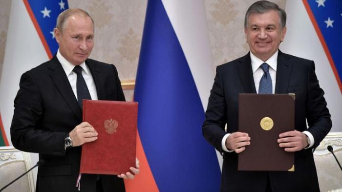 Russia, Uzbekistan start work on nuclear power plant