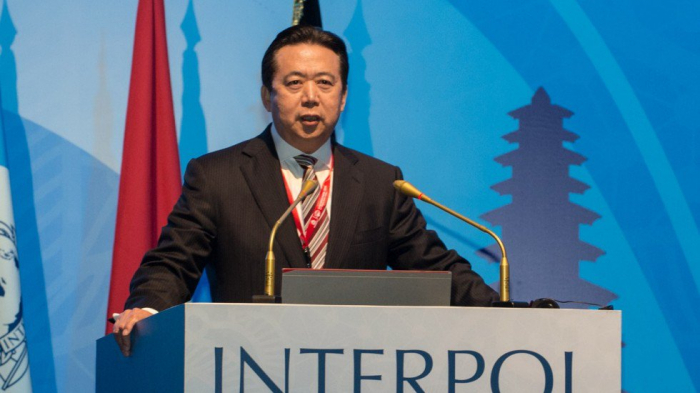 Missing Interpol chiefMeng Hongweimight already be dead, wife fears