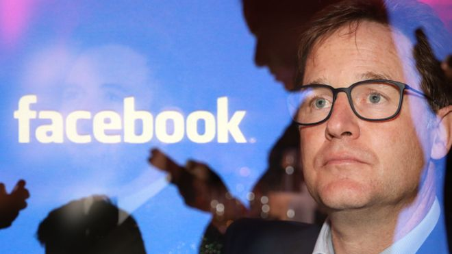 Why has Facebook hired Nick Clegg?