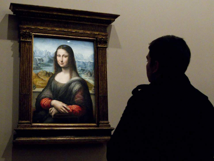 From Da Vinci to Degas: How artists were affected by their eyesight