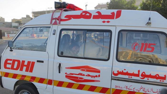 Pakistanda iki avtobus toqquşub: 19 ölü
