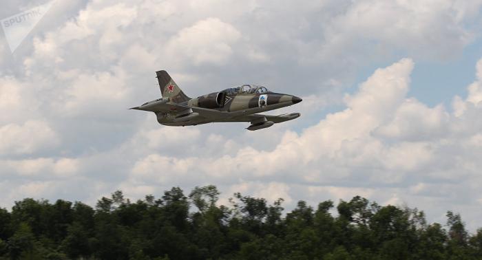 Localizan los cuerpos de los pilotos del L-39 siniestrado