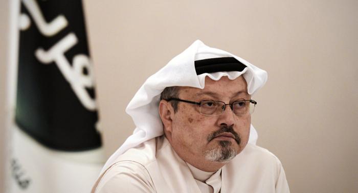 Asesinato del periodista Khashoggi se investigará según leyes de Arabia Saudí