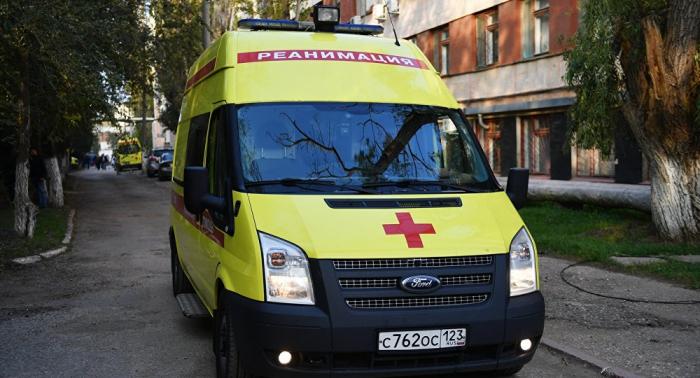 Siguen hospitalizadas 46 víctimas de la masacre de Kerch