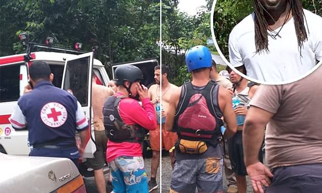 4 Americans among 5 dead in Costa Rica rafting accident