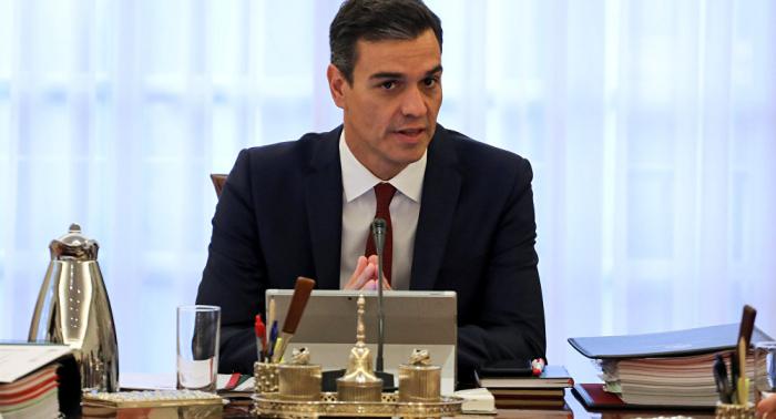 Una encuesta revela la caída de popularidad del Gobierno de Pedro Sánchez