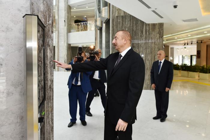 """""""ASAN""""ın bütün dünyada parlaq gələcəyi var - Prezident"""