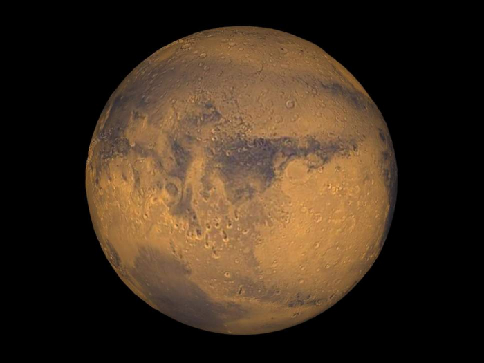 Mars could support alien life in brine under its surface, scientists reveal