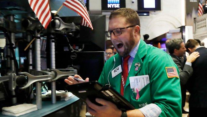 Zinsen machen Aktien zu schaffen