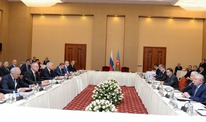 Specialized working group of Azerbaijani, Russian interior ministries meet in Baku