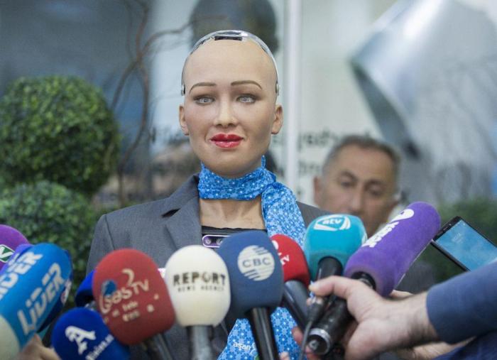 """AI humanoid"