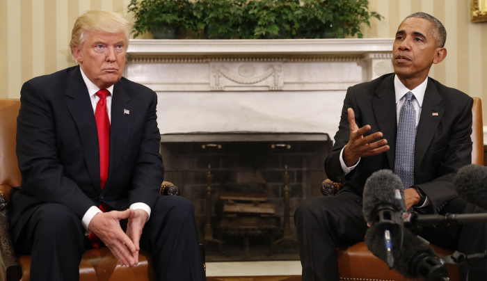 Obama's letters and Trump's delusions - OPINION