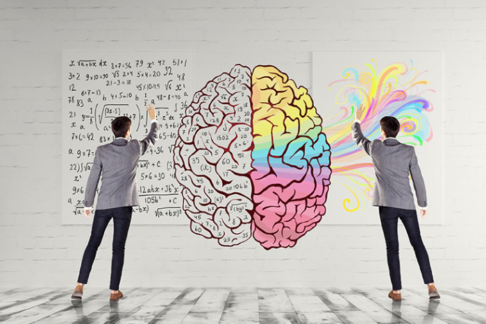 Are there really right-brained and left-brained people? - iWONDER