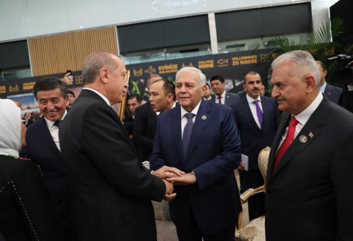 Der neue Airport von Istanbul eingeweiht