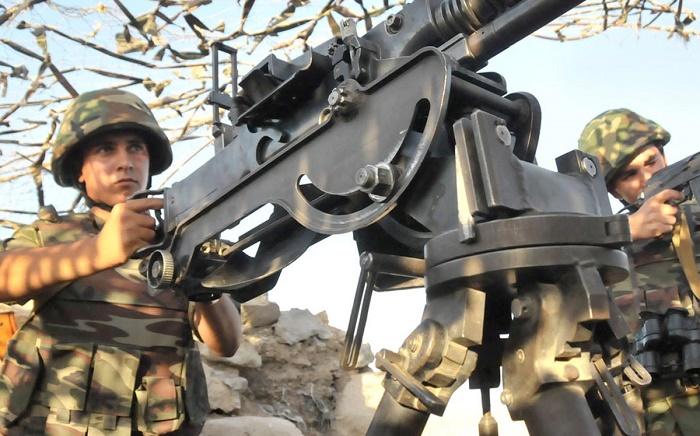 Armenia violates ceasefire with Azerbaijan 25 times
