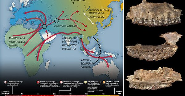 Early human migration was EASIER than we thought