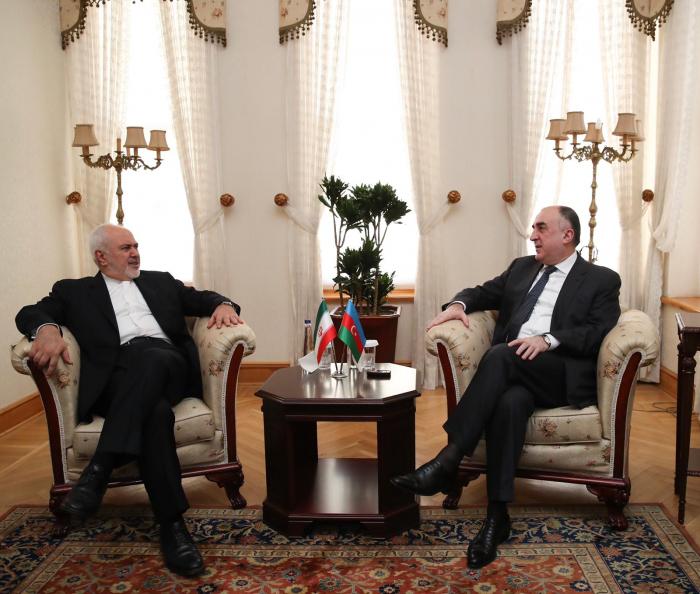Azerbaijani, Iranian FMs meet in Istanbul