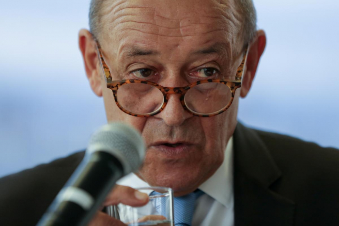 Sanctions against Saudi Arabia possible: French FM