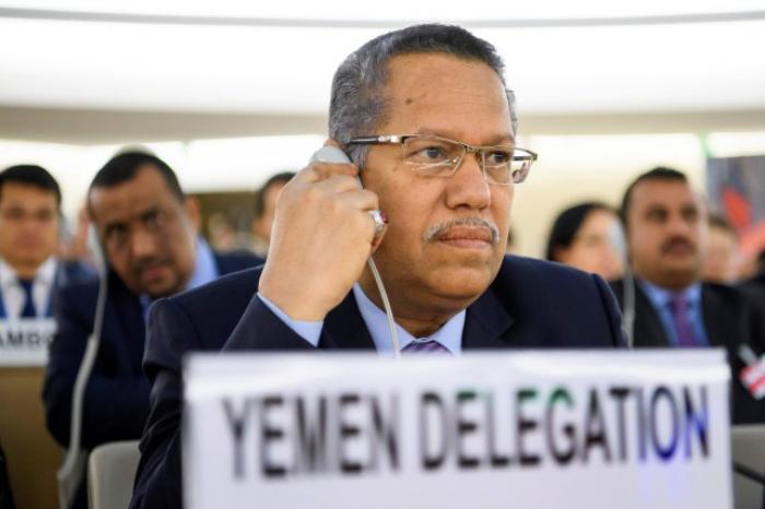 Le président du Yémen Abd Rabbo Mansour limoge son Premier ministre