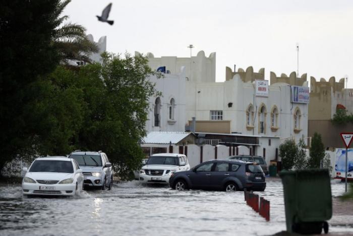 Le Qatar perturbé par d