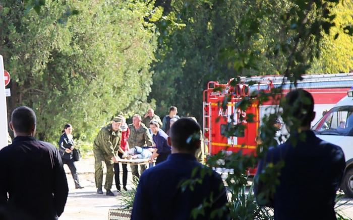 Krımda terror aktı: Ölü sayı artıb - (YENİLƏNİB)
