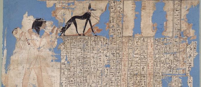 Un papyrus de 17 mètres adjugé 1.350.000 euros à Monaco