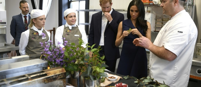 Kangourou grillé au menu pour le prince Harry et Meghan à Melbourne