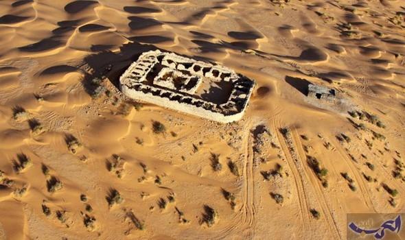 """اكتشاف آثار للفترة الإسلامية المبكرة في موقع """"غيلان"""" شمال المملكة"""