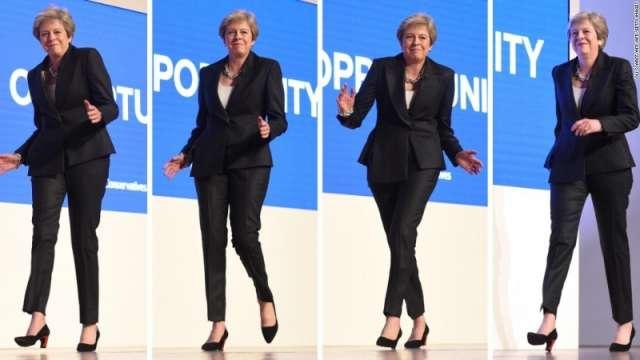 Theresa May is a political paradox