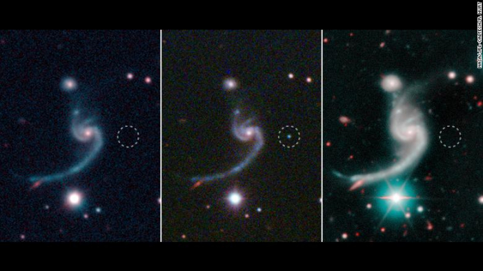 Astronomers witness birth of binary star system for the first time