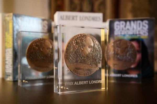 Le 80ème Prix Albert-Londres décerné à Istanbul à Elise Vincent, du Monde