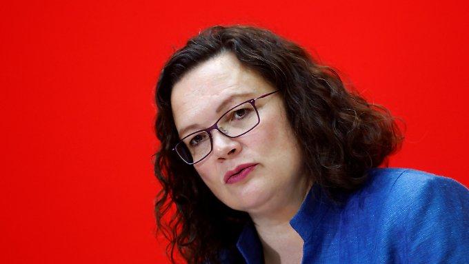 Die SPD debakelt sich auf 14 Prozent