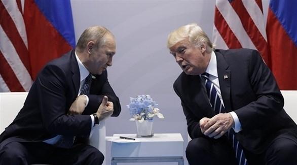 بوتين: ترامب يرد على حجج من يحاوره