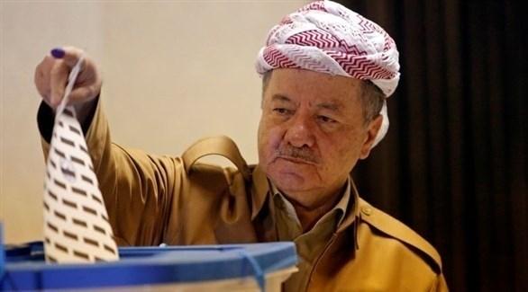 الحزب الديمقراطي يتصدر انتخابات كردستان