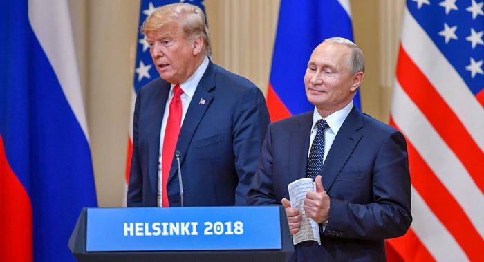 Putin Trampla görüşməyəcək