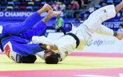 Azerbaijani judoka crowned youth Olympic champion
