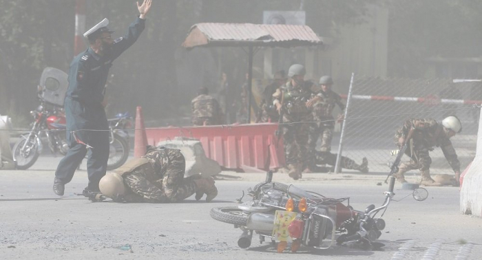 انفجار في تجمع انتخابي شمال شرقي أفغانستان يسفر عن مقتل 12 شخصا