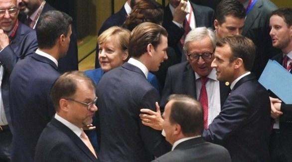 50 دولة تبحث قضايا تجارية وأمنية في بروكسل
