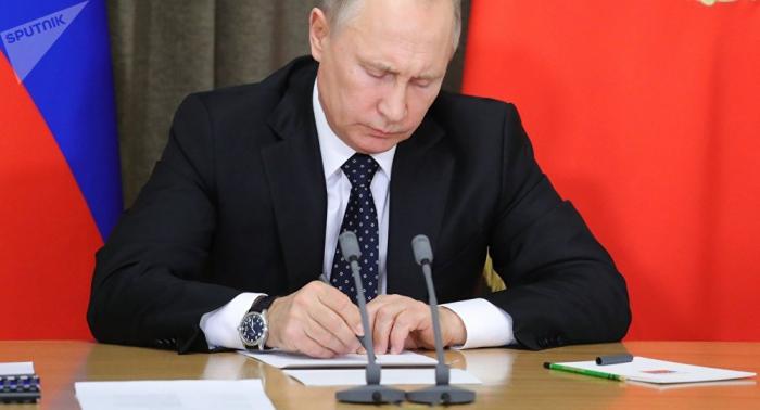Putin äußert sich zur aktuellen russischen Wirtschaftslage