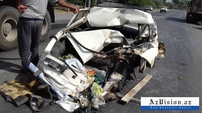 Bu il Bakıda 147 nəfər yol qəzasında ölüb