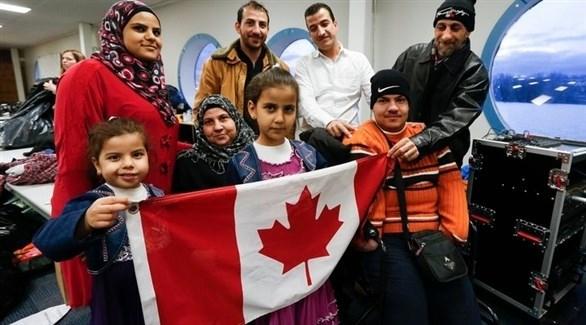 كندا تعتزم توطين سوريين