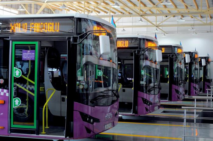 Bakıda 100-dən çox avtobusda pulsuz internet olacaq