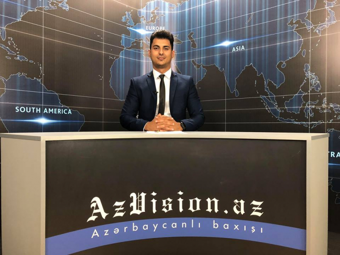 AzVision TV releases new edition of news in German for October 11-VIDEO